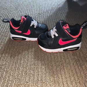 Nike AirMax Toddler Girl Shoes